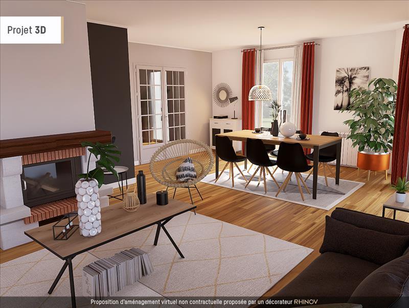 Vente Maison ST ANTOINE DE BREUILH (24230) - 5 pièces - 125 m² -