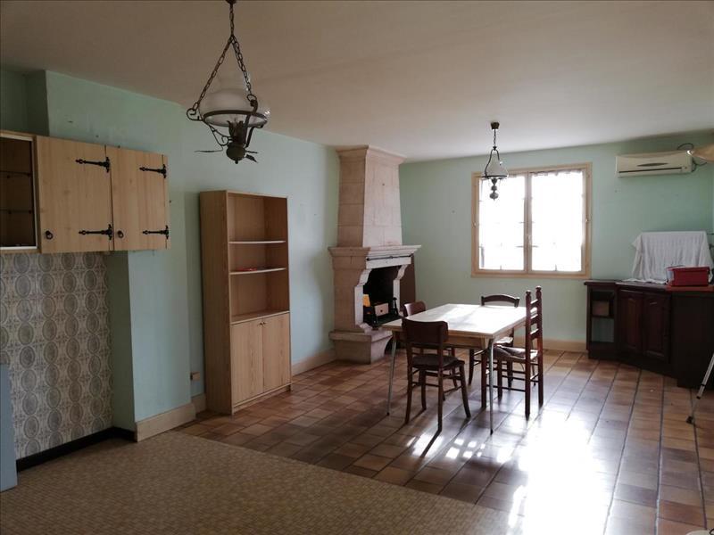 Vente Maison ST PIERRE D EYRAUD (24130) - 5 pièces - 88 m² -