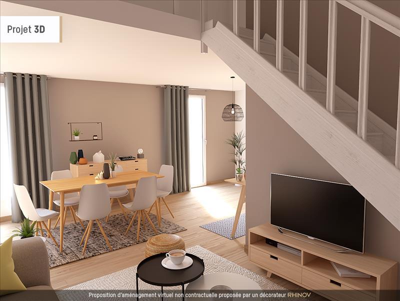 Vente Maison LE FLEIX (24130) - 4 pièces - 117 m² -
