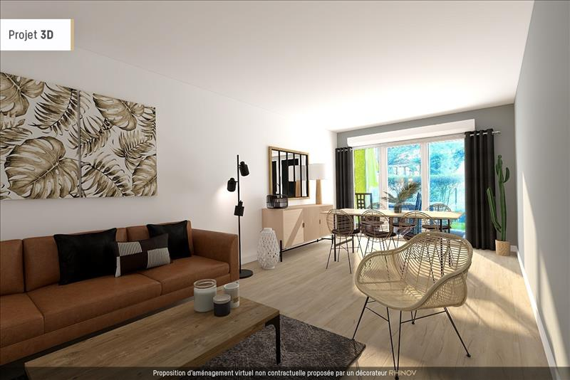Vente Appartement CHATENAY MALABRY (92290) - 3 pièces - 60 m² -