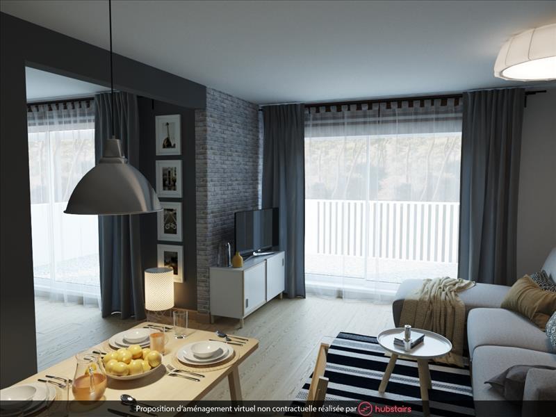 Vente appartement vaux sur mer 17640 4 pi ces 82 m for Simulation appartement 3d
