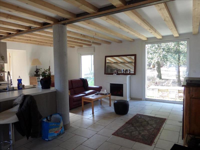 Vente Maison ST PALAIS SUR MER (17420) - 5 pièces - 142 m² -