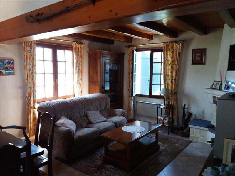 Vente Maison ST PALAIS SUR MER (17420) - 5 pièces - 123 m² -
