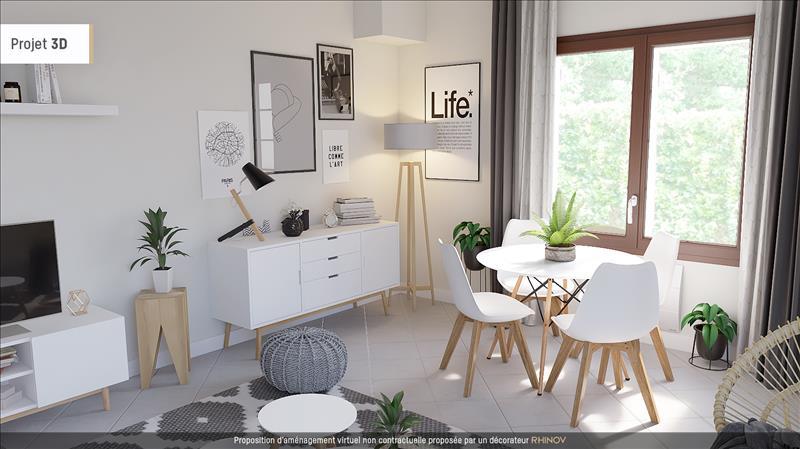 Vente Maison ST PALAIS SUR MER (17420) - 3 pièces - 57 m² -
