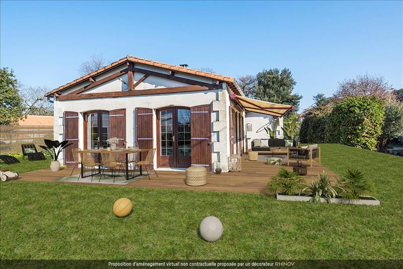 Vente Maison VAUX SUR MER (17640) - 7 pièces - 143 m² -