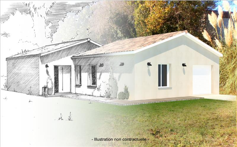 Vente Terrain VAUX SUR MER (17640) - 430 m² -