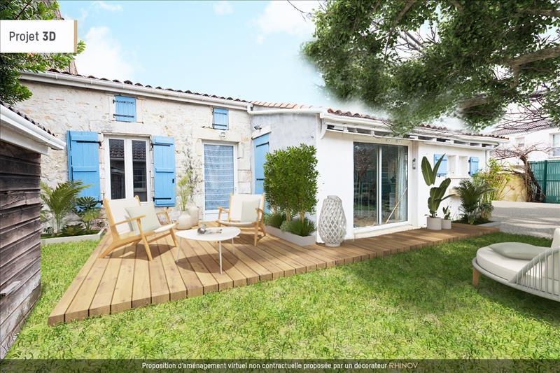 Vente Maison BREUILLET (17920) - 8 pièces - 287 m² -