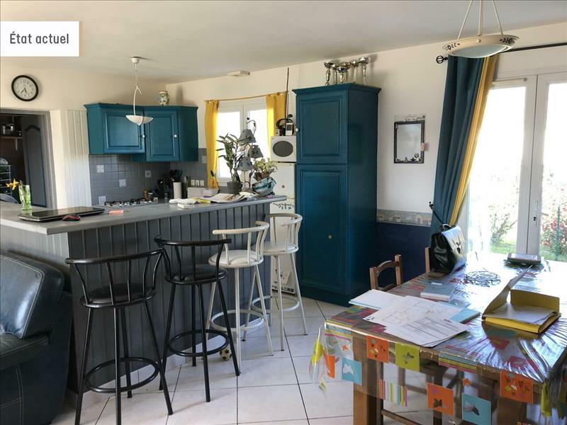Vente Maison BREUILLET (17920) - 4 pièces - 85 m² -