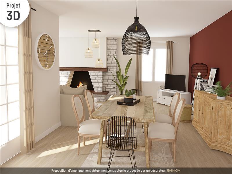 Vente Maison BREUILLET (17920) - 8 pièces - 187 m² -