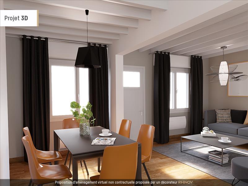 Vente Maison CENON (33150) - 2 pièces - 87 m² -