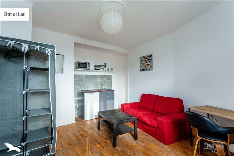Vente Appartement VILLEURBANNE (69100) - 3 pièces - 49 m² - Quartier Villeurbanne|Croix Luizet - Buers