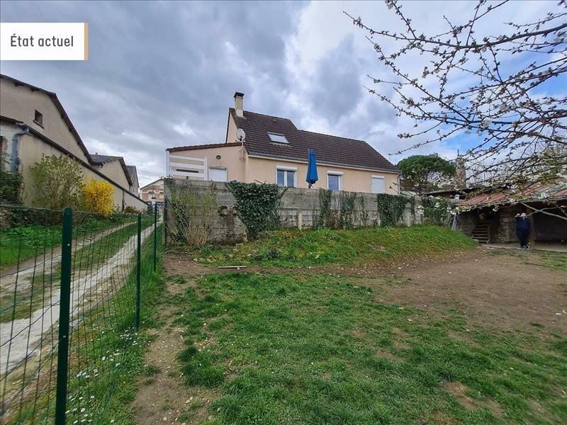 Vente Maison BOURGES (18000) - 6 pièces - 95 m² -