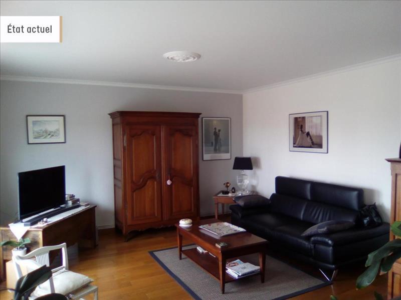 Vente Appartement BOURGES (18000) - 3 pièces - 80 m² -
