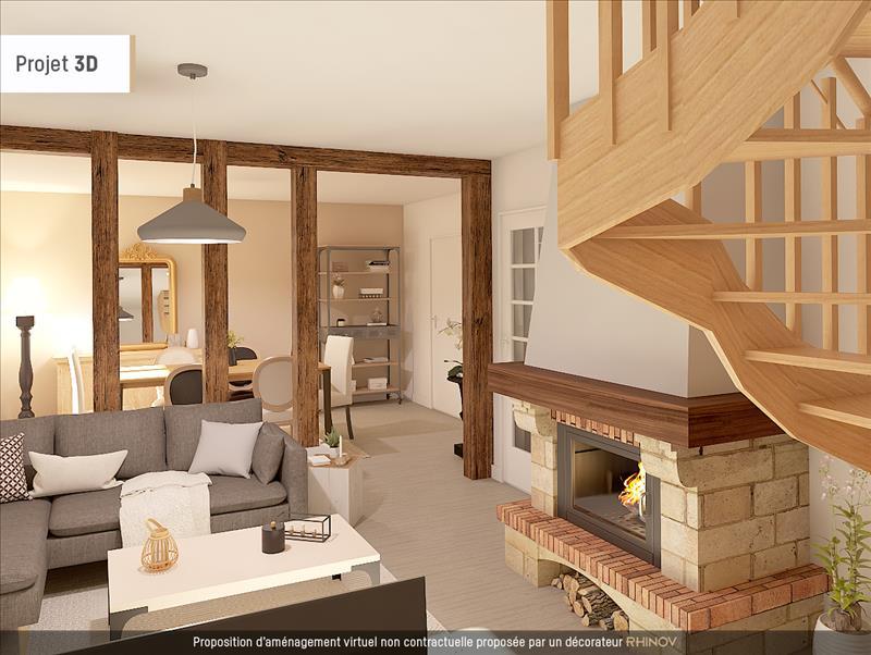 Vente Maison BOURGES (18000) - 6 pièces - 113 m² -