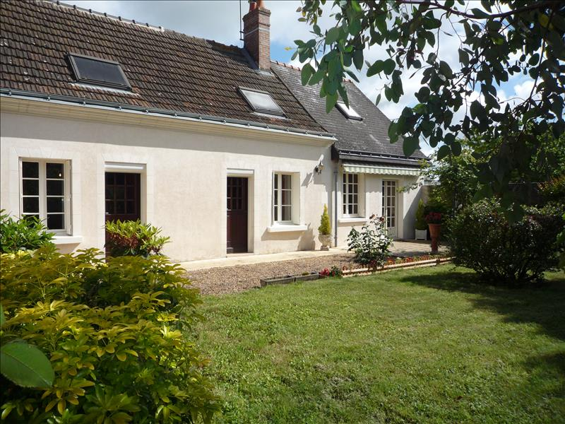Vente Maison LA VILLE AUX DAMES (37700) - 5 pièces 170 m²