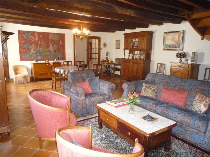 Maison LA VILLE AUX DAMES - 5 pièces  -   170 m²