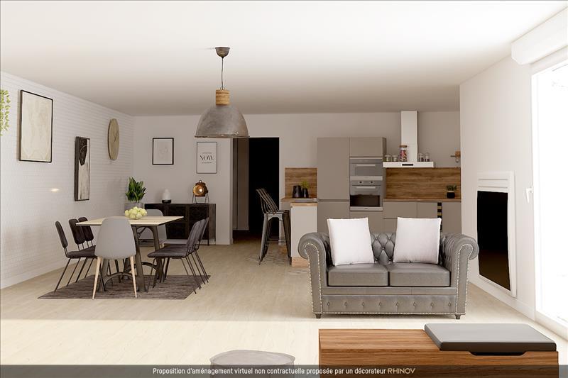 Vente Appartement AUSSONNE (31840) - 4 pièces - 84 m² -