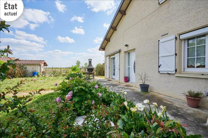 Vente Maison AUSSONNE (31840) - 7 pièces - 178 m² -