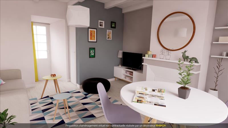 Vente Maison LACOUR (82190) - 3 pièces - 110 m² -