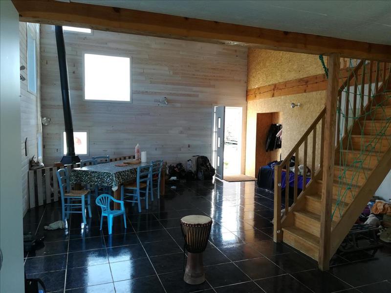 Vente Maison BOUDOU (82200) - 5 pièces - 148 m² -