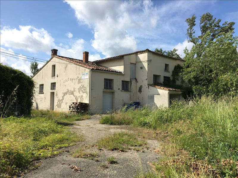 Local commercial BEAUMONT DE LOMAGNE -  -   490 m²