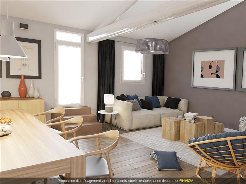 Vente Maison BEAUMONT DE LOMAGNE (82500) - 3 pièces - 165 m² -