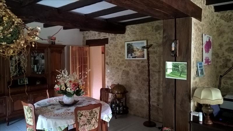 Maison LAMONZIE MONTASTRUC - 3 pièces  -   100 m²