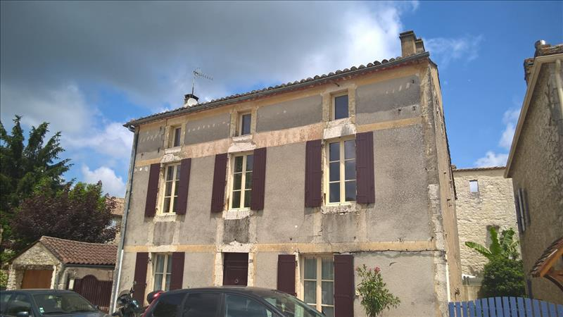 Maison ISSIGEAC - (24)