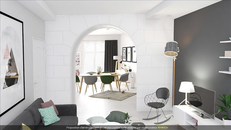 Vente Maison BERGERAC (24100) - 4 pièces - 167 m² - Quartier Centre-ville