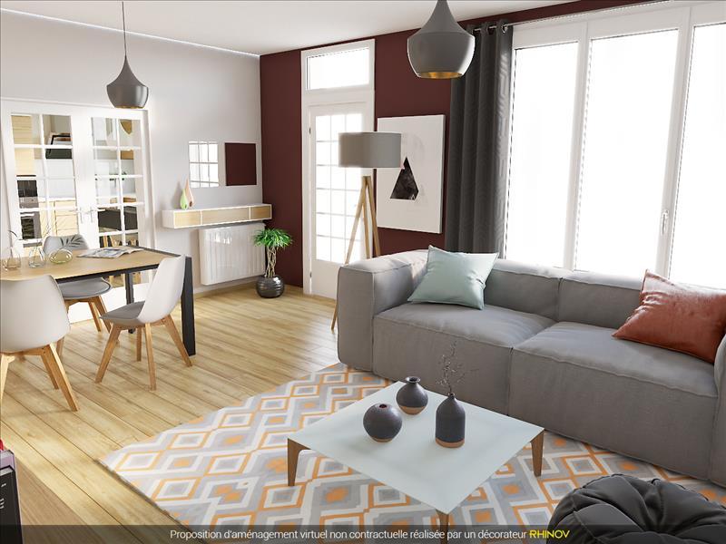 Vente Appartement BERGERAC (24100) - 3 pièces - 94 m² - Quartier Centre-ville