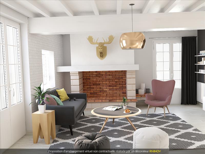 Vente Maison BERGERAC (24100) - 3 pièces - 107,33 m² - Quartier Rive Gauche: La Madeleine - Naillac - Cavaillé