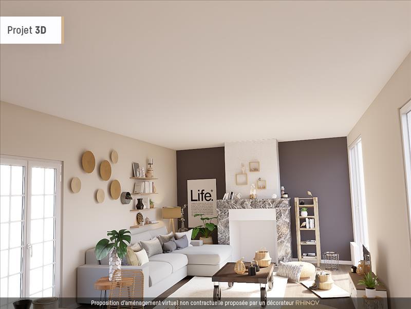 Vente Maison LE FLEIX (24130) - 3 pièces - 91 m² -