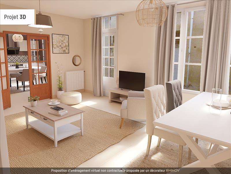 Vente Maison BERGERAC (24100) - 4 pièces - 94 m² - Quartier Centre-ville