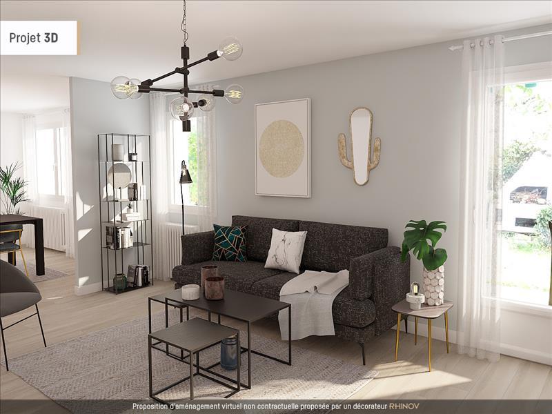 Vente Maison BERGERAC (24100) - 5 pièces - 110 m² - Quartier Bergerac Rive Gauche: La Madeleine - Naillac - Cavaillé