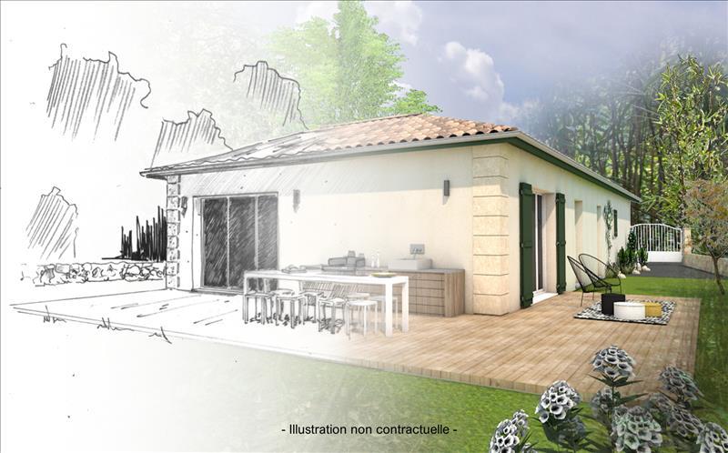 Vente Terrain BERGERAC (24100) - 565 m² - Quartier Bergerac Rive Gauche: La Madeleine - Naillac - Cavaillé