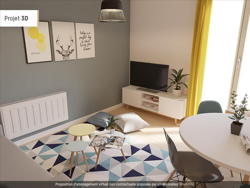 Vente Appartement CAPBRETON (40130) - 3 pièces - 36 m² -