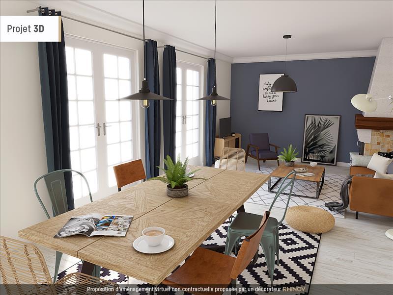 Vente Maison MONTAUBAN (82000) - 6 pièces - 143,31 m² - Quartier Saint-Martial - Le Fau