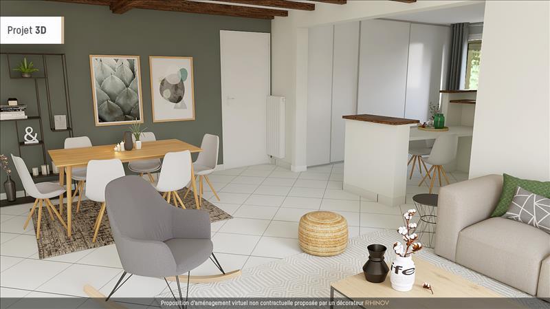 Vente Maison BRIE (16590) - 6 pièces - 116 m² -