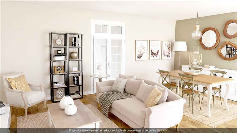 Vente Maison MAGNAC SUR TOUVRE (16600) - 8 pièces - 157 m² -