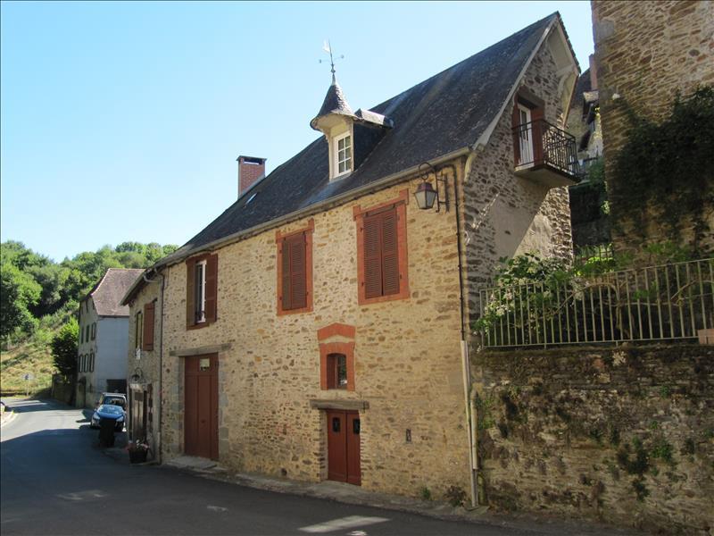 Vente Maison SEGUR LE CHATEAU  (19230)