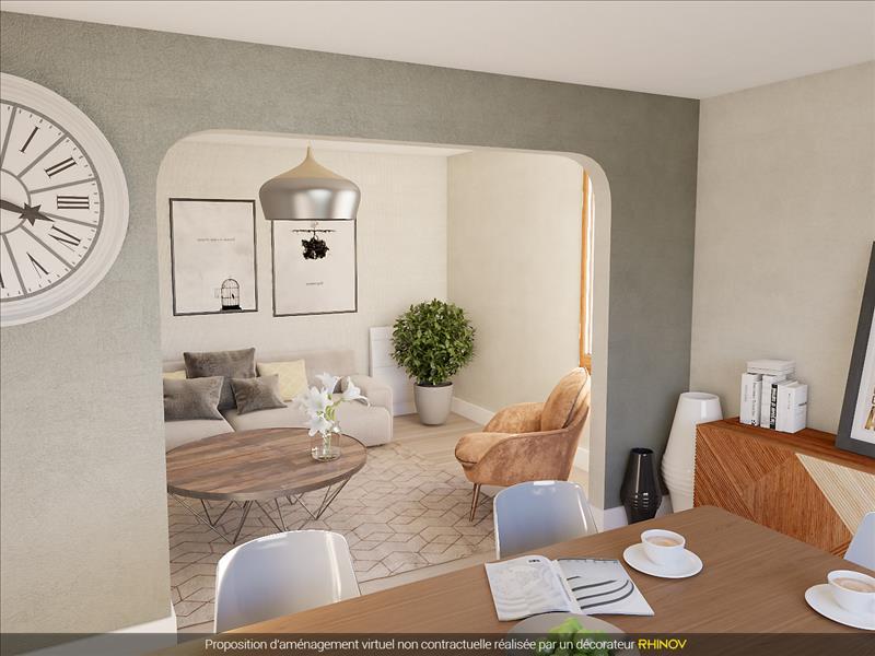 Vente Maison ARNAC POMPADOUR (19230) - 4 pièces - 96 m² -