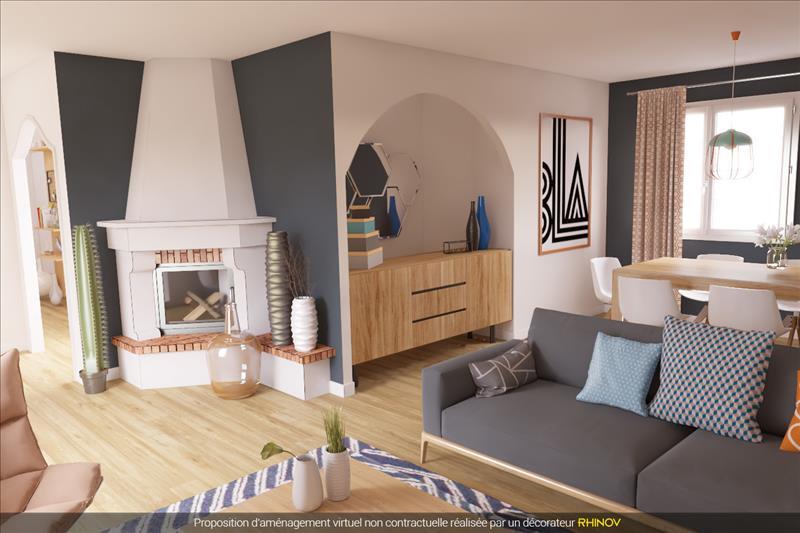 Vente Maison JUILLAC (19350) - 5 pièces - 169 m² -