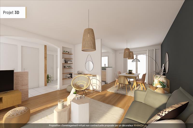 Vente Maison ANGOULINS (17690) - 6 pièces - 115 m² -