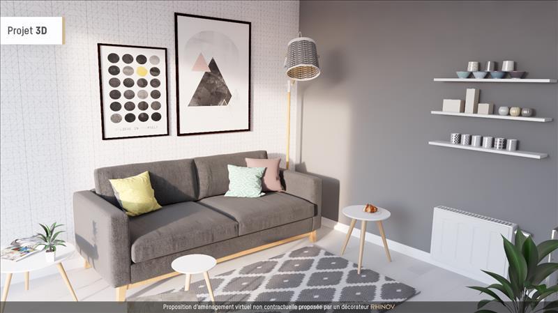Vente Appartement ECHILLAIS (17620) - 2 pièces - 45 m² -