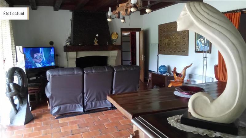 Vente Maison TALAIS (33590) - 3 pièces - 105 m² -