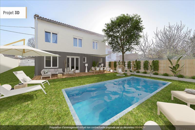 Vente Maison AYTRE (17440) - 5 pièces - 114 m² -