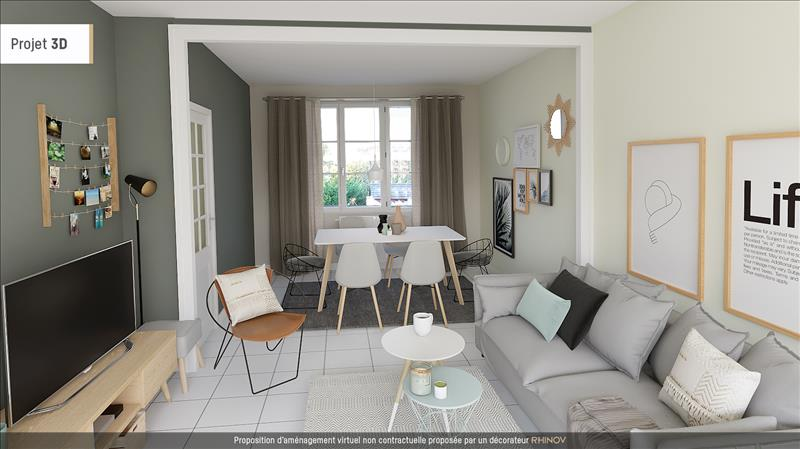 Vente Maison AYTRE (17440) - 5 pièces - 120 m² -