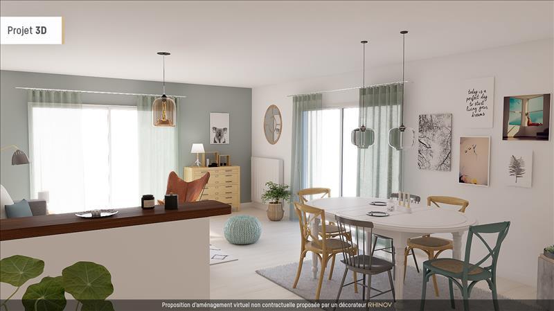Vente Maison PERIGNY (17180) - 6 pièces - 115 m² -