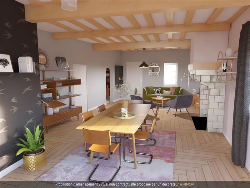 Vente Maison LARBEY (40250) - 9 pièces - 210 m² -