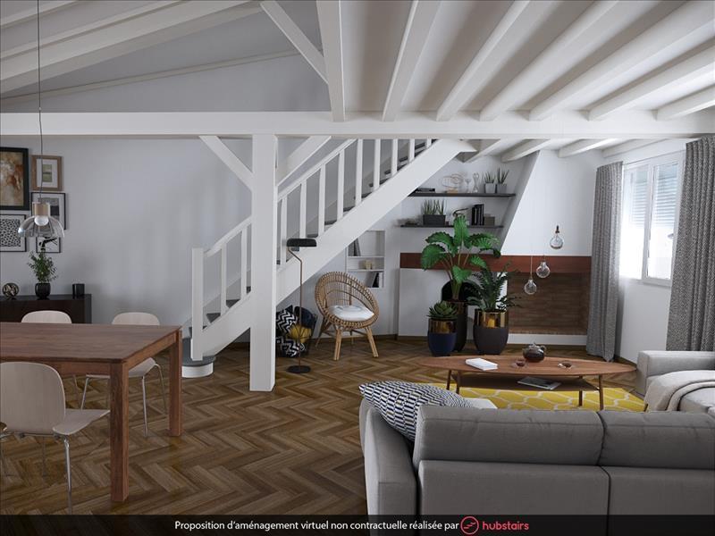 Vente Appartement HAGETMAU (40700) - 5 pièces - 142 m² -